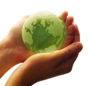 Een milieumanagementsysteem conform ISO 14001 ten behoeve van het milieu op onze aarde.
