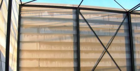 Een staalconstructie conform de ISO 3834 (kwaliteitssysteem voor het lassen)